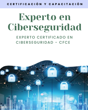 Experto Certificado en Ciberseguridad - CFCE