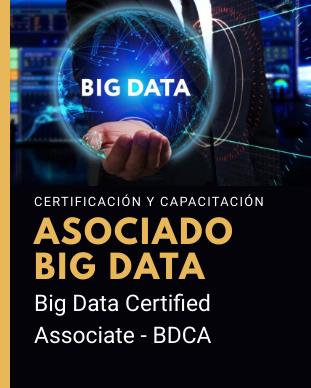 Big Data Asociado Certificado