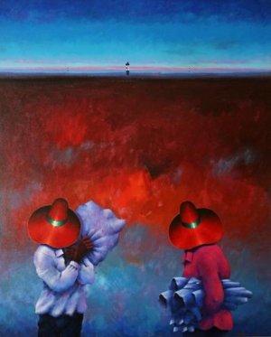 OFERTA INCREIBLE - Dionisio Blanco - 40 x 50 - 1