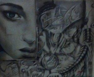 Carlos Grant - 2013 - Serie Laberinto 4