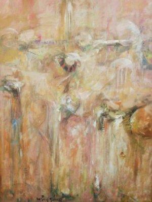 Miguel Gómez - 40 X 30 - El Cristo