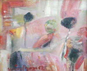Miguel Gomez - 10 x 12 - Figura en descanso