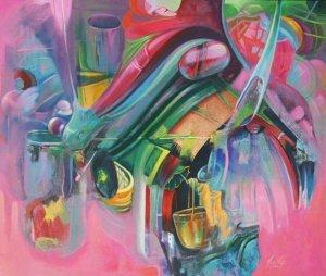 Angel Abreu - 2009 - 24 x 30 - 1