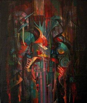 Angel Abreu - 2009 - 35 x 30 - 1