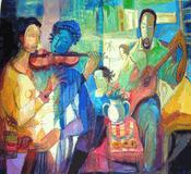 Humberto Grullón - 2012 - 40 x 42