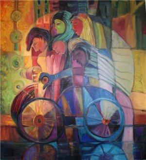 Humberto Grullón - 2012 - 40 x 40