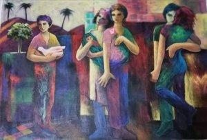 Victor Artiles 40 x 60 - Musical - 3