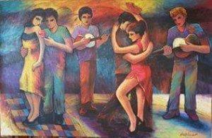Victor Artiles 40 x 60 - Musical - 4
