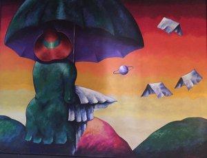 Dionisio Blanco - 40 x 50 - Fantasias - 1