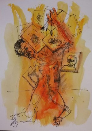 Wilson Abreu - Autorretrato