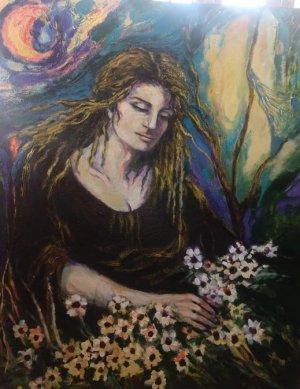 Elsa Núñez - 50 x 40