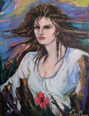 Elsa Núñez - 40 x 30
