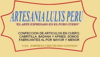 ARTESANIA LULYS PERU