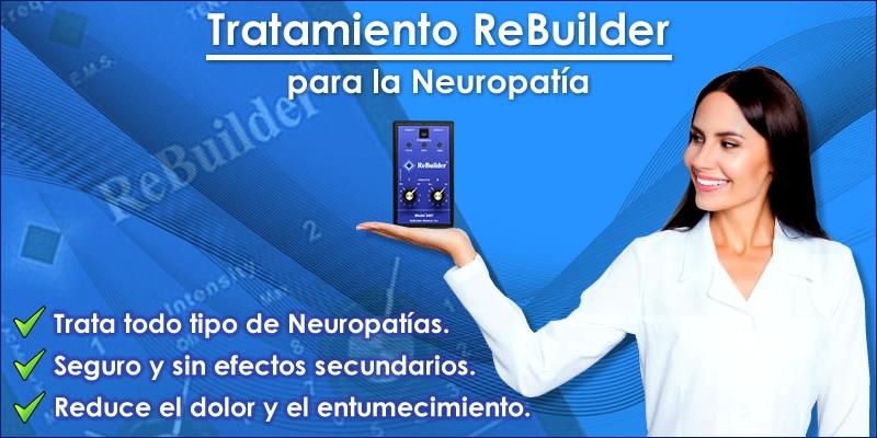 tratamiento rebuilder para la neuropatia