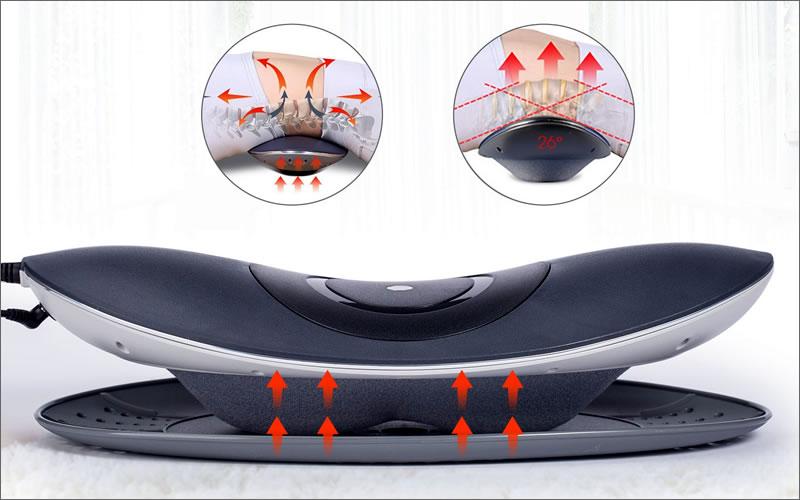 masajeador de espalda