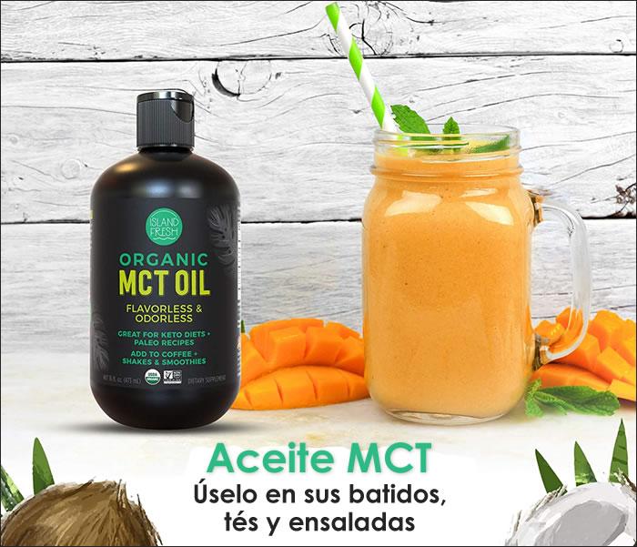 aceite mct para dietas keto