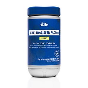 4Life Transfer Factor Plus (Descuento 15%)