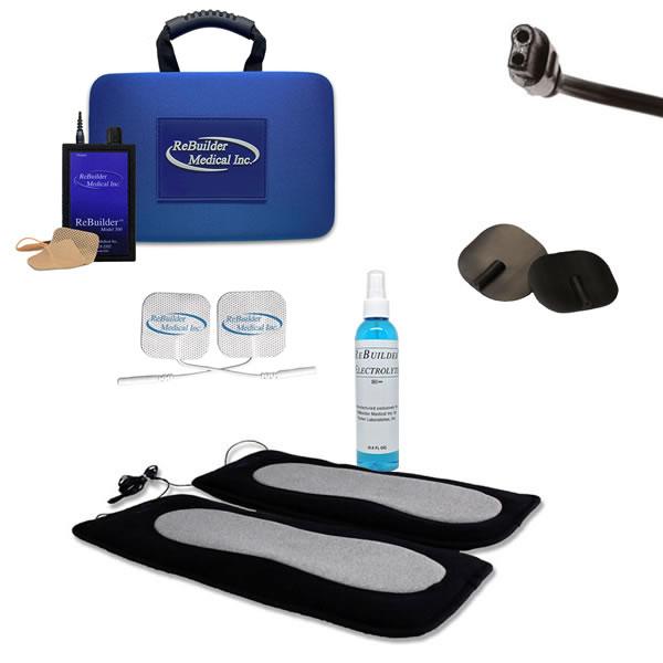ReBuilder® 300 Kit con Plantilla para pies