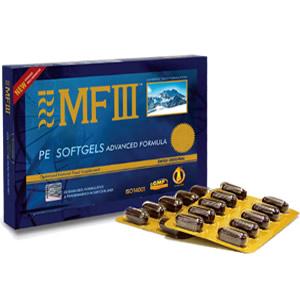 MFIII PE Softgels Fórmula Avanzada