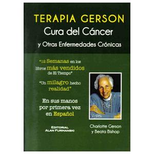 Libro: Terapia Gerson Cura del Cáncer y otras Enfermedades Crónicas