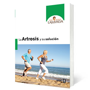Libro: La Artrosis y su solución por Ana María Lajusticia
