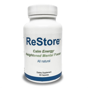 ReStore x 60 Cap. Fórmula Nutricional para la Neuropatía