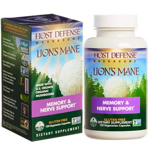 Host Defense Mushrooms Lion's Mane