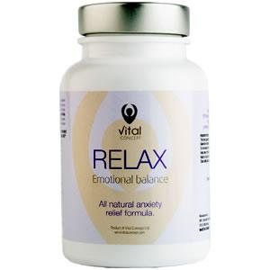 Relax Emotional Balance