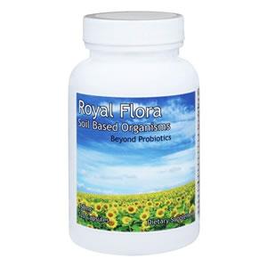 Royal Flora Cap. (Prebioticos/Probioticos Ultrapotentes)