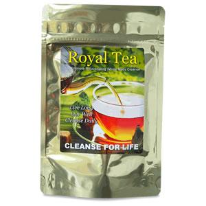 Royal Tea (Desintoxicación y Limpieza Extrafuerte)