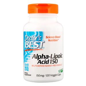 Ácido Alfa Lipóico 150 mg
