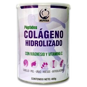 Colágeno Hidrolizado con Magnesio y Vitamina C