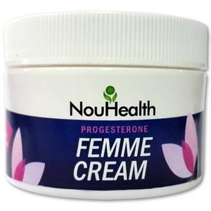 Crema de Progesterona NouHealth
