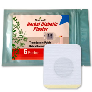 Parche Herbal Antidiabético