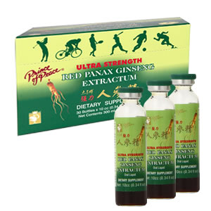 Extracto de Ginseng Rojo (Red Panax)
