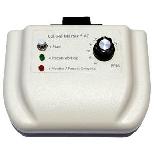Generador de Plata Coloidal Colloid Master