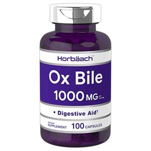 Bilis de buey 1000 mg