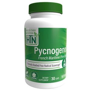 Pycnogenol HTN 50mg 30 Cápsulas