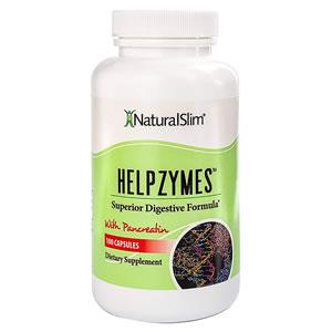Helpzymes Enzimas Digestivas