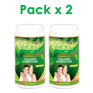 Colágeno Hidrolizado Vitagel Pack x 2