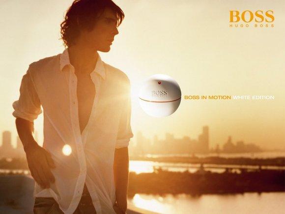 Bueno.com.bo Tu referente en perfumeria en Bolivia: hugo boss IN MOTION  WHITE EDITION 40 ml EDT