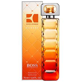hugo boss ORANGE SUNSET 50 ml EDT dama