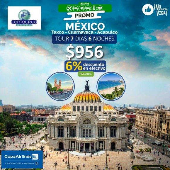 MEXICO POST COVID SIN VISA