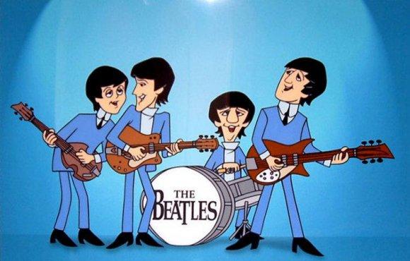 Los Beatles Animados