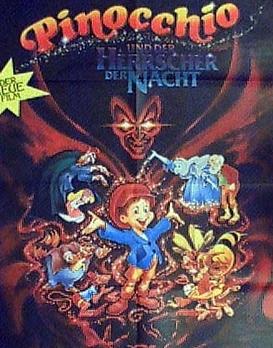 Pinocho y el Emperador de la Noche