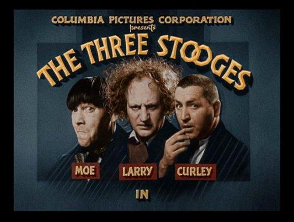 Los Tres Chiflados