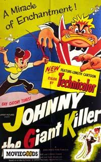 Jonny The Giant Killer