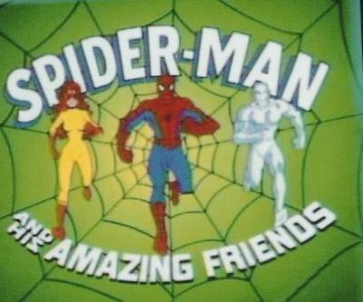 El Hombre Araña y sus Amigos