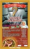 Desayuno Inca,07 Energías de los Andes