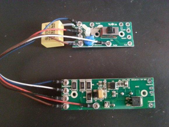Recambios placa de control completa MK4 para ghd